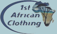1stafricanclothing Logo